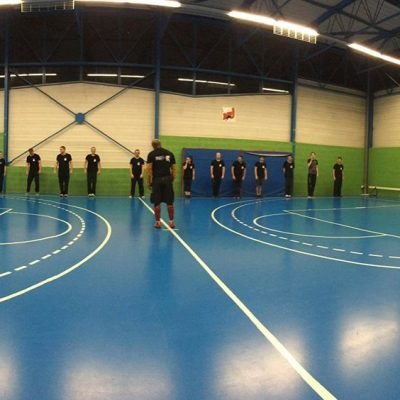Échauffement Cours Silat Ultime Syl